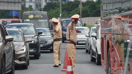 Chủ động lên phương án chống ùn tắc giao thông sau dịp nghỉ lễ  ảnh 1