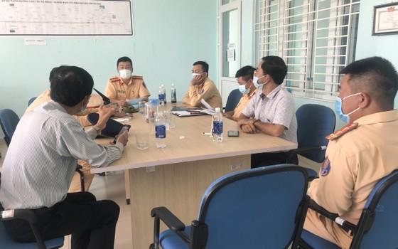 Bộ Công an thông tin về xe chở hàng siêu trọng gây mất an toàn giao thông trên tuyến cao tốc Đà Nẵng – Quảng Ngãi ảnh 1
