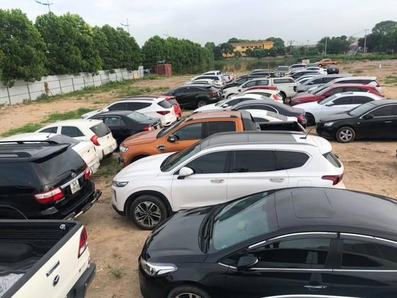 Triệt phá nhóm chuyên trộm cắp, tiêu thụ xe ô tô ở Hà Nội ảnh 1