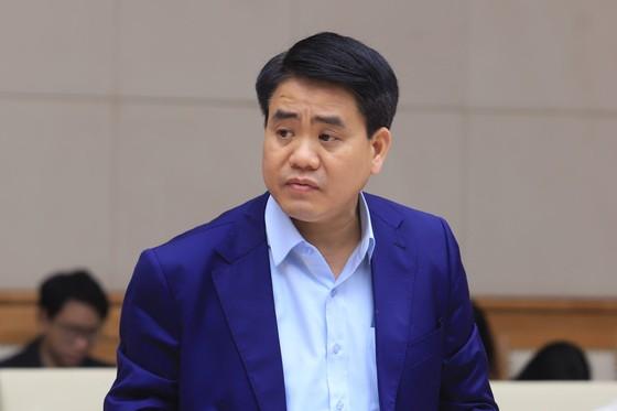 Cựu Chủ tịch UBND TP Hà Nội Nguyễn Đức Chung bị khởi tố thêm tội 'Lợi dụng chức vụ' ảnh 1
