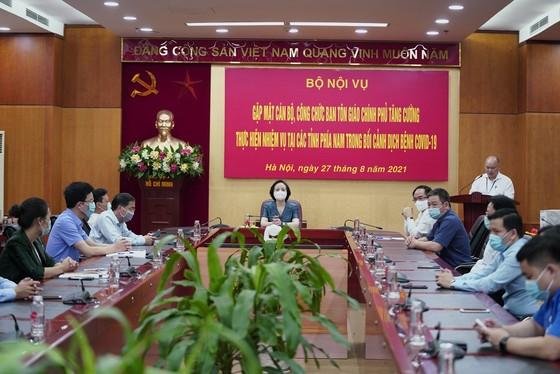 Bộ Nội vụ tăng cường quản lý nhà nước về tín ngưỡng, tôn giáo tại TPHCM và các tỉnh phía Nam ảnh 1