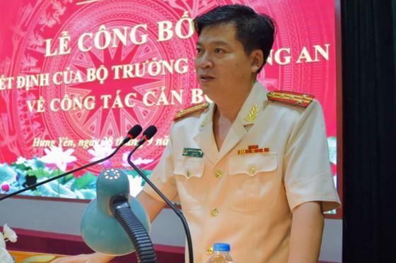 Lãnh đạo mới của Công an tỉnh Thái Bình và Hưng Yên ảnh 2