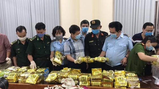 ASEAN không khoan nhượng với ma túy ảnh 1