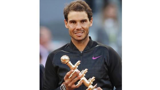 Rafael Nadal đã trở thành tay vợt thứ 2 trong lịch sử đạt được cột mốc sở hữu 30 danh hiệu Masters 1.000