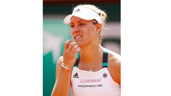 Angelique Kerber bàng hoàng sau trận thua mới nhất