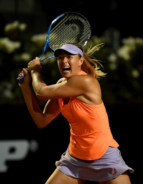 Sharapova rút lui khỏi mùa giải sân cỏ ảnh 1