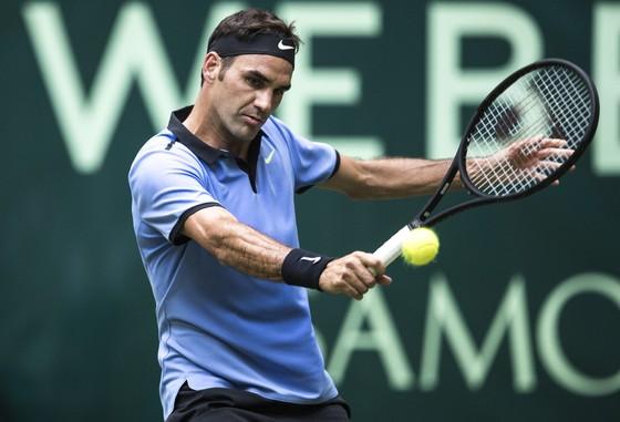 Federer và cuộc chiến với những người Đức ảnh 1