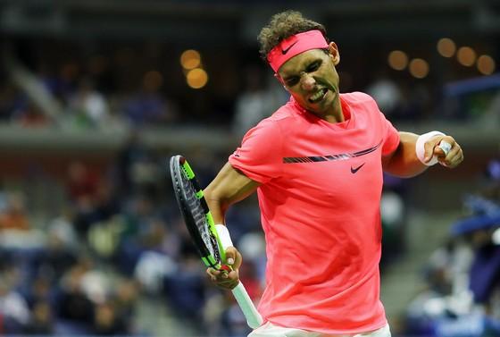 Federer, Nadal, Del Potro vào vòng 4 ảnh 2