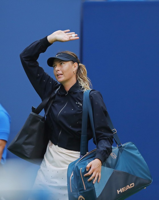Sharapova tan giấc mơ hoa ảnh 1