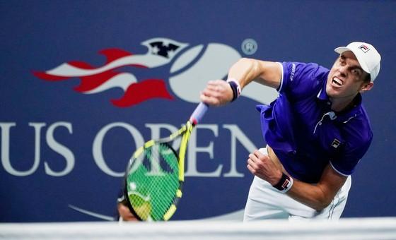 Tay vợt Sam Querrey.