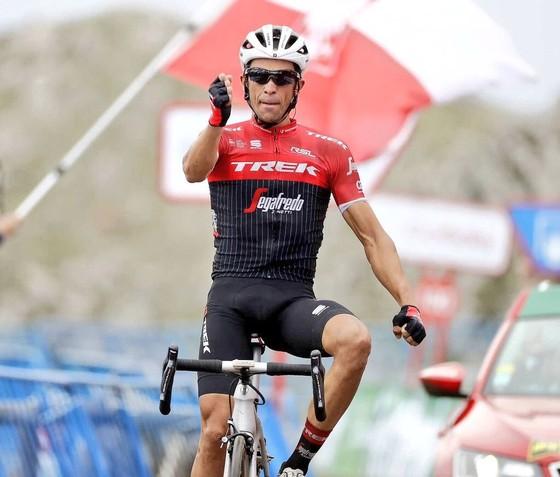 Alberto Contador đã có chiến thắng cuối cùng trong sự nghiệp của mình