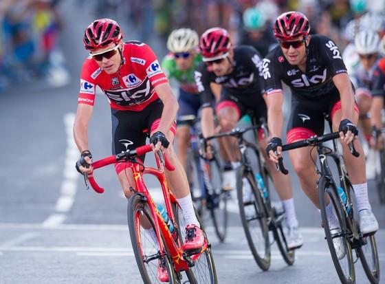 Vuelta a Espana 2017: Froome đi vào lịch sử ảnh 2
