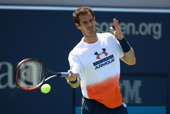 Murray và lần xuất hiện cuối cùng trên sân
