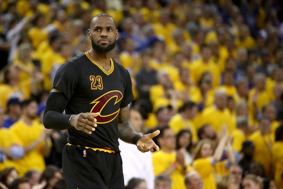 LeBron James vẫn được ESPN đánh giá rất cao