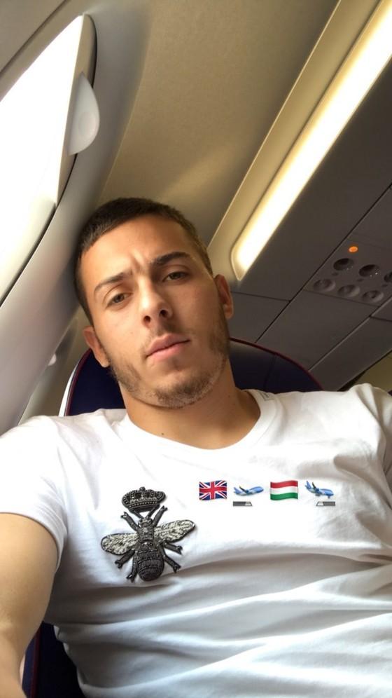 Hazard FC: Tam đệ Kylian có theo kịp đại ca Eden Harazd? ảnh 1