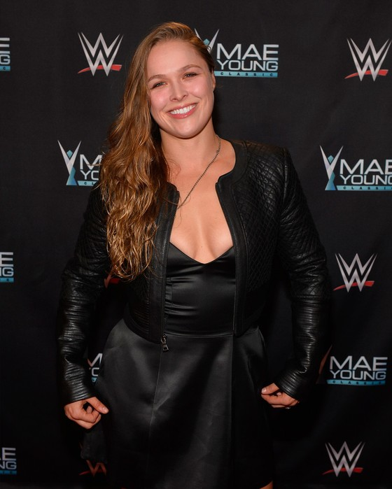 Rousey sẽ đấu với Cyborg? ảnh 1