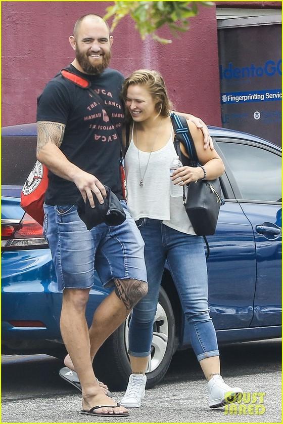 Rousey sẽ đấu với Cyborg? ảnh 3
