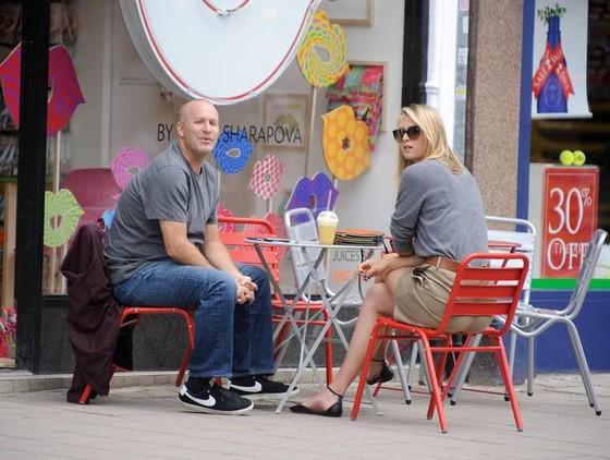 Sharapova và chuyện tình với Dimitrov ảnh 1