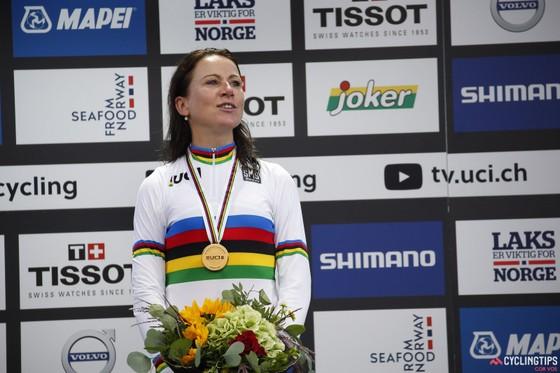 Giải đua xe đạp đường trường VĐTG 2017: Dumoulin đăng quang nội dung cá nhân tính giờ ảnh 3