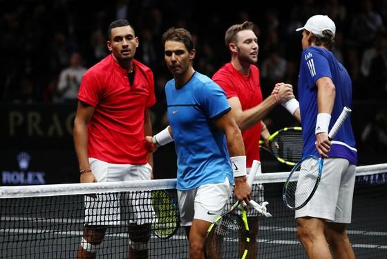 Nadal thua, nhưng châu Âu dẫn 3-1 ảnh 1