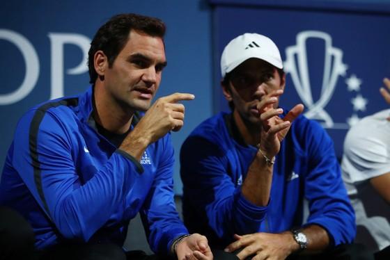 Nadal thua, nhưng châu Âu dẫn 3-1 ảnh 2