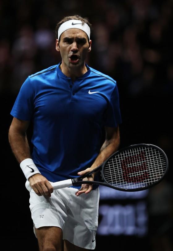 Federer sắm vai người hùng, tuyển châu Âu đăng quang ảnh 1