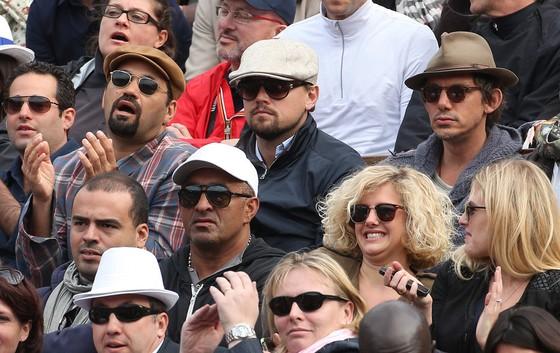 Federer muốn… Leonardo DiCaprio diễn vai của mình ảnh 2