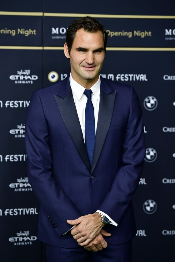 Federer muốn… Leonardo DiCaprio diễn vai của mình ảnh 1