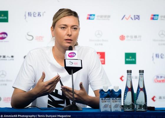 Sau khi báo thù, Sharapova lại bị… phục hận ảnh 1