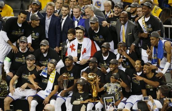 Golden State Warriors là ứng viên nặng ký cho ngôi vô địch NBA mùa giải năm mới