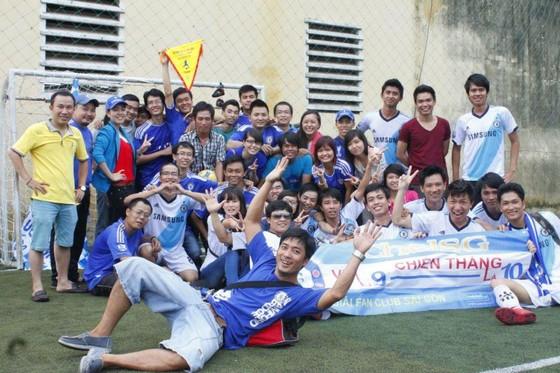 Hội CĐV Chelsea tại Việt Nam (CFCVN) kỷ niệm 10 năm thành lập: Chúng tôi nói về… chúng tôi ảnh 8