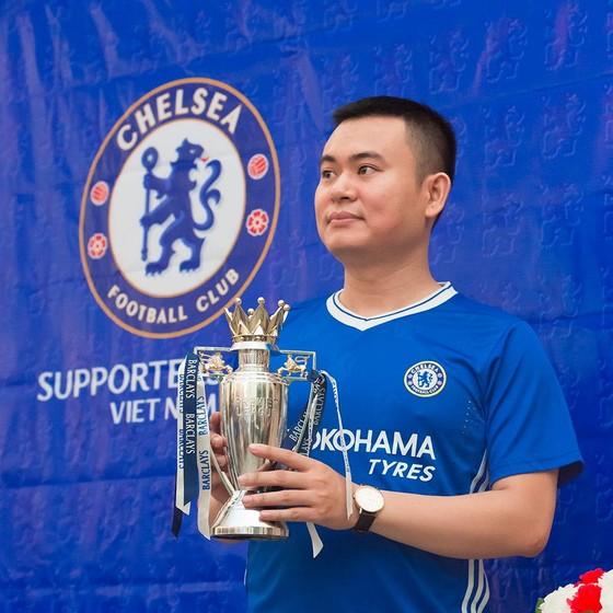 Hội CĐV Chelsea tại Việt Nam (CFCVN) kỷ niệm 10 năm thành lập: Chúng tôi nói về… chúng tôi ảnh 4
