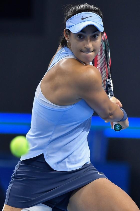 """Quay lại tốp 100, Sharapova may mắn """"né"""" Garcia ảnh 1"""