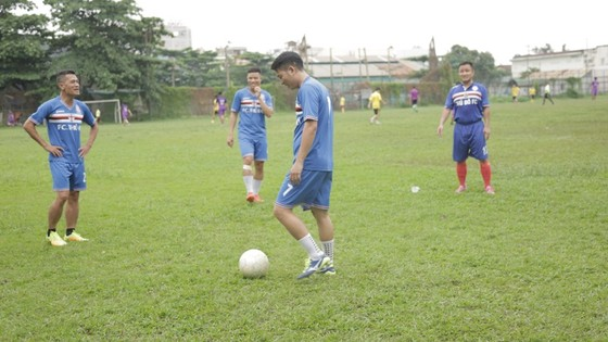 Chuyện làng phủi: FC Thủ Đô – Khát vọng Hà Nội giữa Sài Gòn ảnh 3