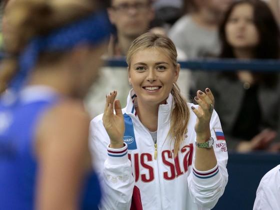 Maria Sharapova - Tự hào là người Nga ảnh 3
