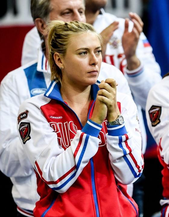 Maria Sharapova - Tự hào là người Nga ảnh 2