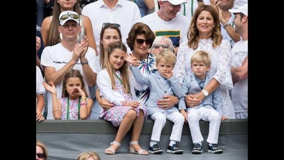 Federer chưa từng… về quê vợ ảnh 1
