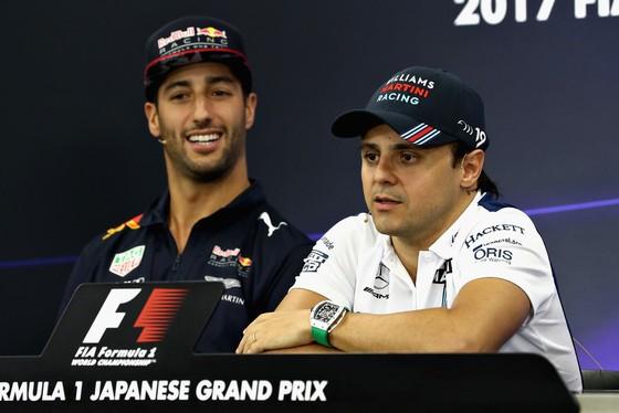 Felipe Massa nói lời tạm biệt thêm một lần nữa