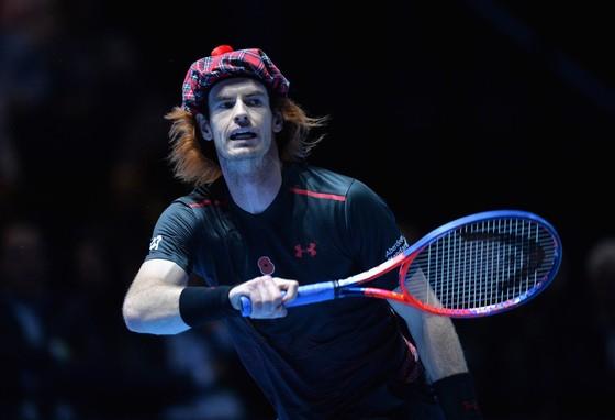 Sau trận giao hữu với Federer, Murray lại trở thành cha ảnh 1