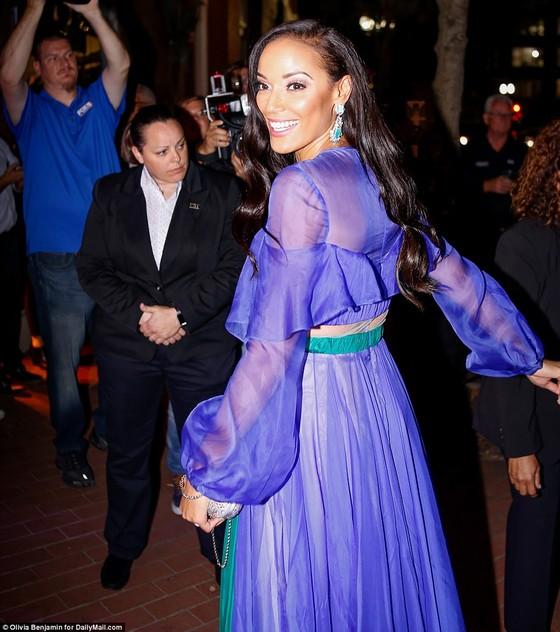 Dàn sao lộng lẫy tham dự tiệc cưới triệu USD của Serena ảnh 4