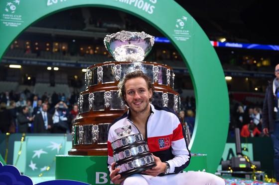 Davis Cup 2017: Pháp đăng quang lần thứ 10, và là lần đầu tiên từ năm 2001 ảnh 1