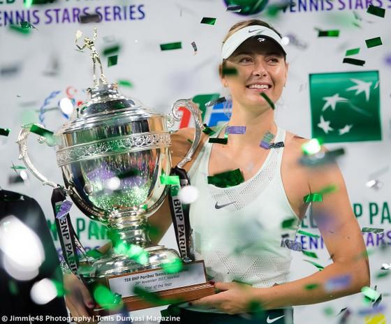 Sharapova trên từng cây số ở cung đường châu Á ảnh 6