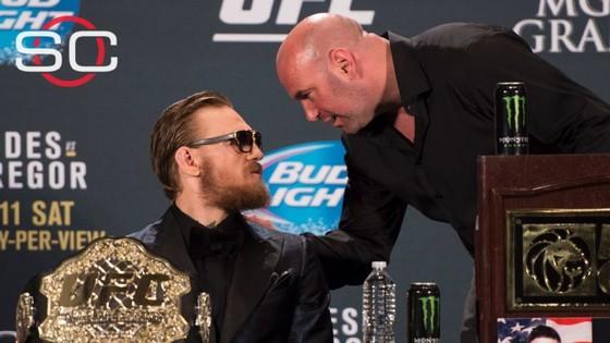 Đấu trường UFC - Đụng độ nhầm người trong quán bar, McGregor bị mafia dọa giết ảnh 2