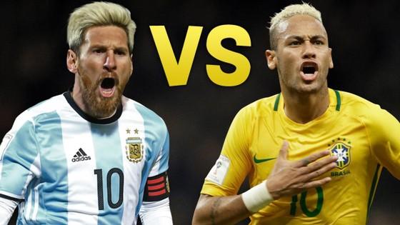 Messi đấu với Neymar sẽ là chung kết trong mơ