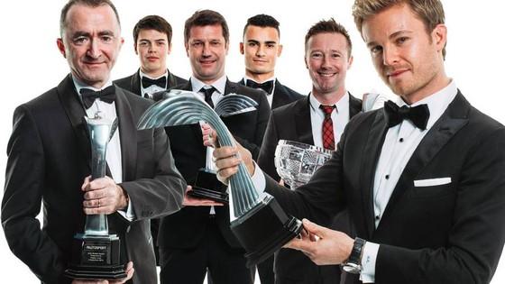 Autosport Awards 2017 - Hamilton và Marquez là 2 nhân vật chính ảnh 2