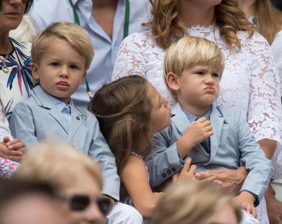 """Federer muốn 2 con trai """"bái sư"""" Nadal ảnh 1"""
