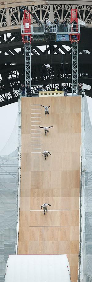 Tháp Eiffel và duyên nợ với Ronaldo, với thể thao ảnh 4