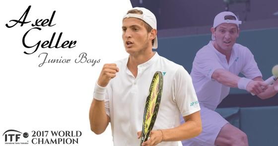 Nadal, Muguruza là Nhà vô địch ITF của năm 2017 ảnh 5