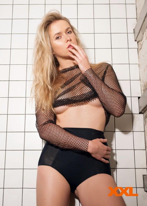 Svitolina khoe thân nóng bỏng trên Tạp chí XXL ảnh 6