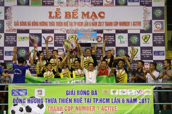 Xuân Thiên Hạ đăng quang ngôi vô địch